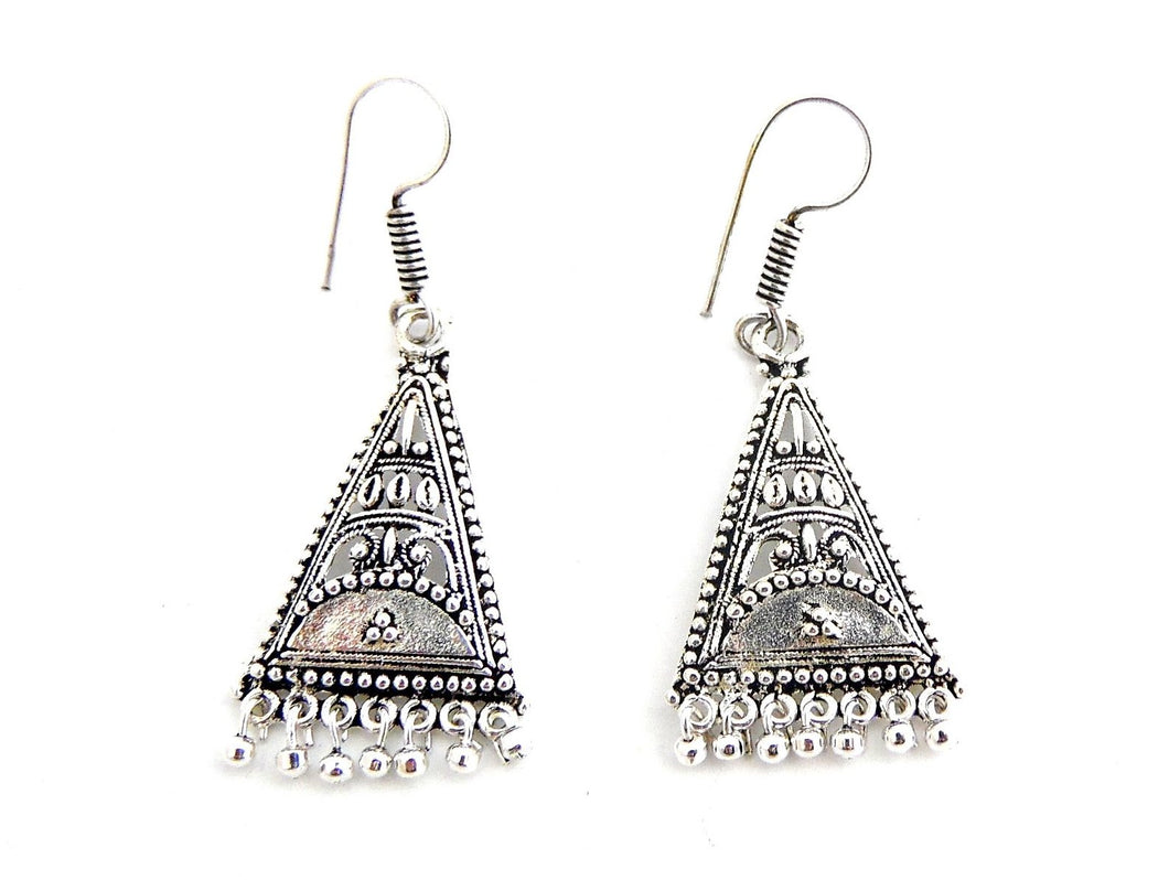 Folk Style Earrings