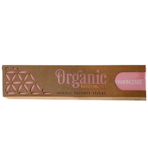 Frankincense Organic Goodness Incense