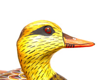 Female Mallard Duck Hand Painted Ornament