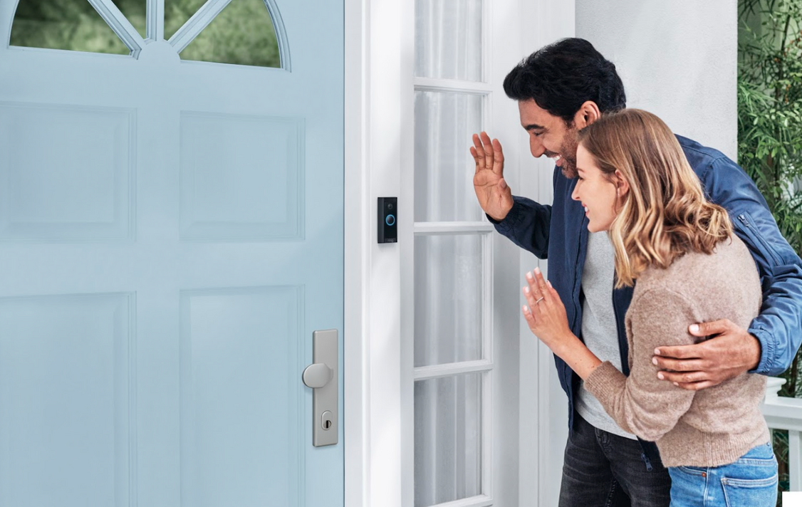 The New Ring Video Doorbell Wired: Small on Size, Big on Features.