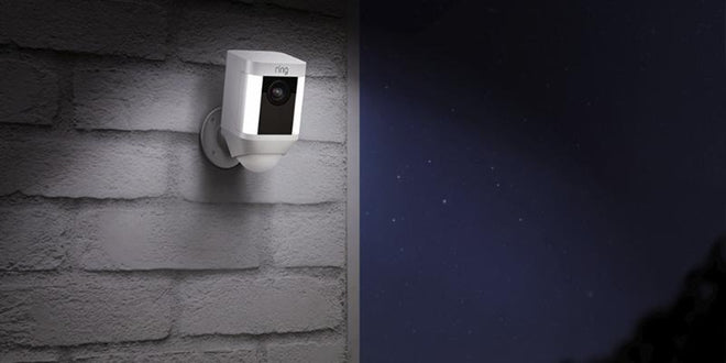 The New Ring Spotlight Cams: Smart Security Anywhere You Need It