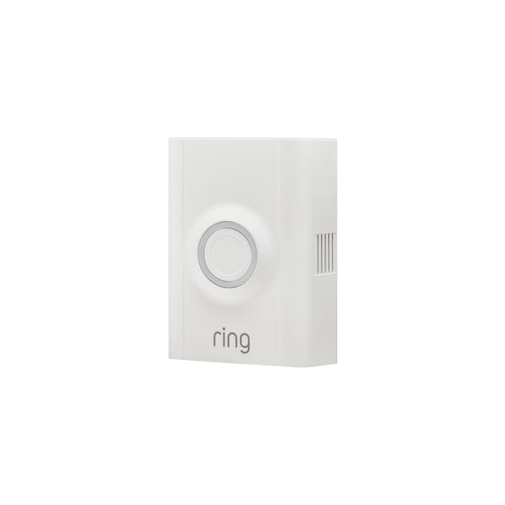 Ring - Interchangeable Faceplate for Ring Video Doorbell 2