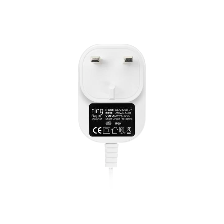 Plug-In Adapter (for Ring Video Doorbell Pro)
