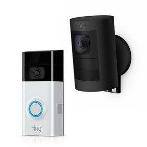 Video Doorbell 2 + Stick Up Cam Battery
