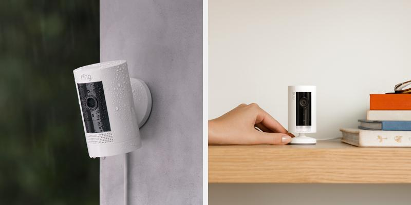 Ring Launches New Cameras to Offer More Security Coverage for Your Home, Inside and Out