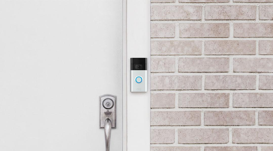 The Original Ring Video Doorbell, Reimagined