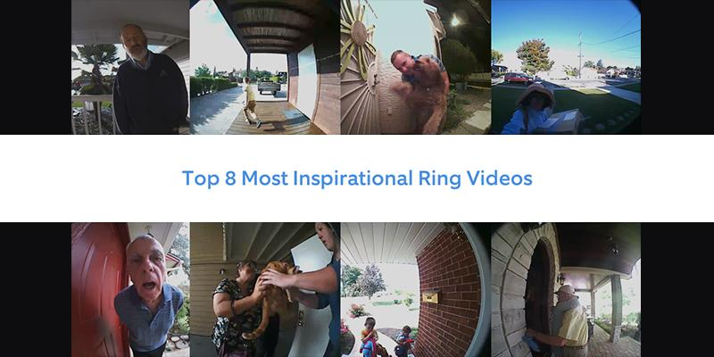 The 8 Most Inspirational Videos Caught on Ring