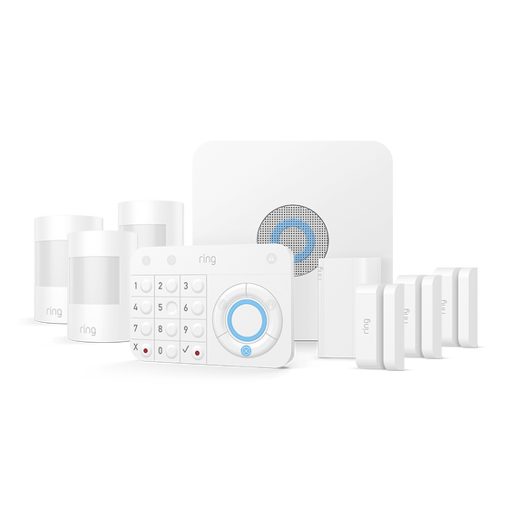 Ring - Alarm Security Kit (for 9 piece)