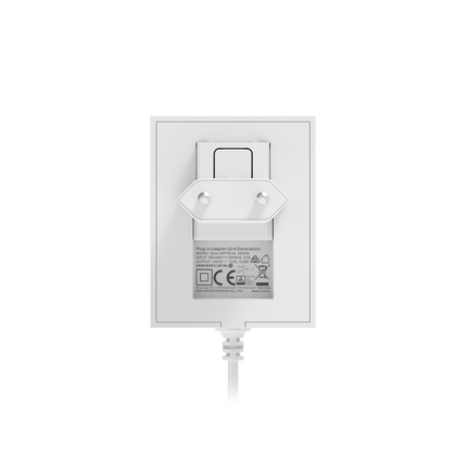Plug-In Adapter (2nd Generation)