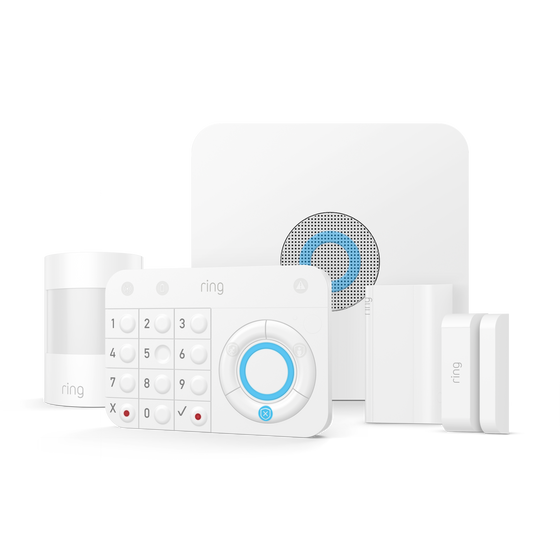 Ring - Alarm Security Kit (for 5 piece)