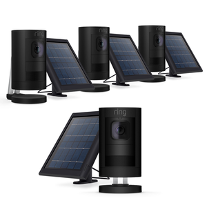 4-Pack Stick Up Cam Solar (for 2nd Generation)