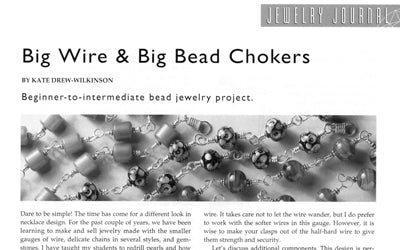Big Wire & Big Bead Chokers
