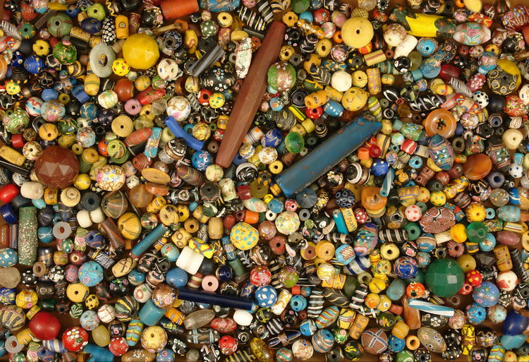 The Story of Five Beads in Africa