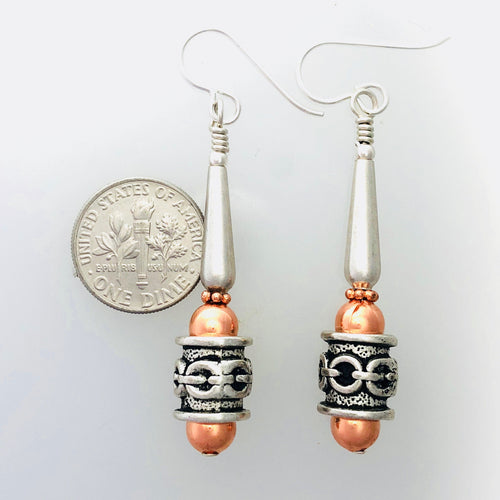 Bisbee Collection Earrings Match for Choker