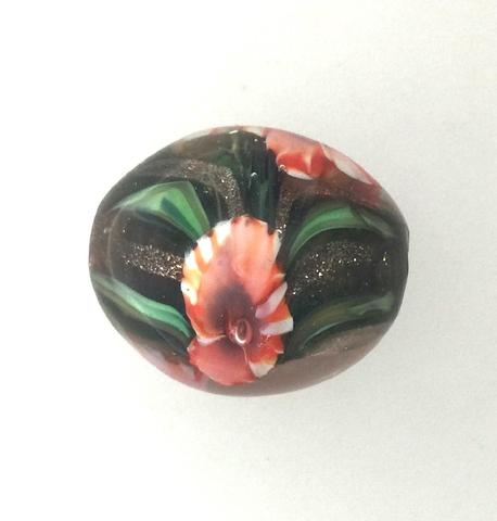 Artist Unknown Lampwork Bead