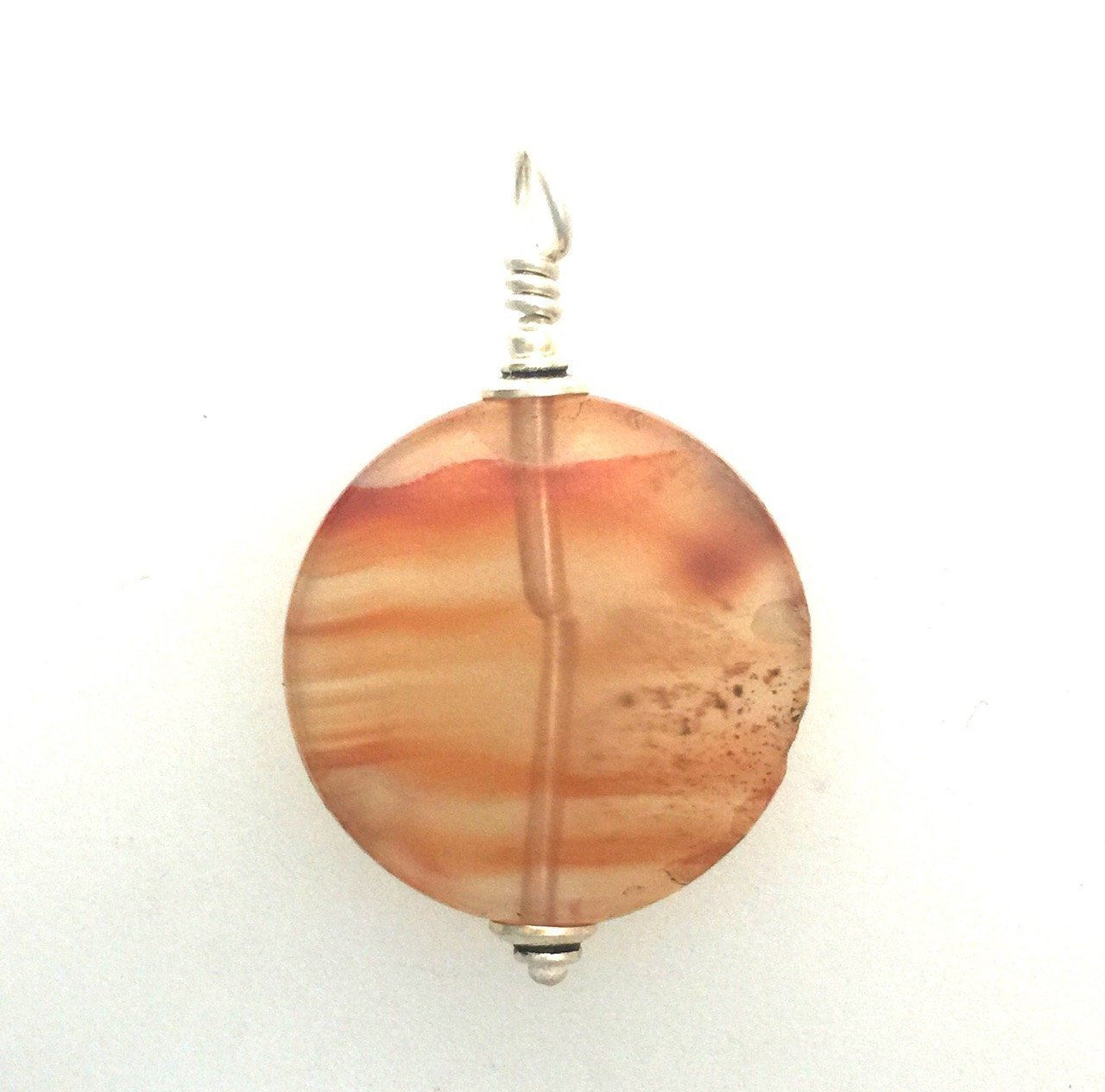 Ancient Indus Valley Carnelian Pendant