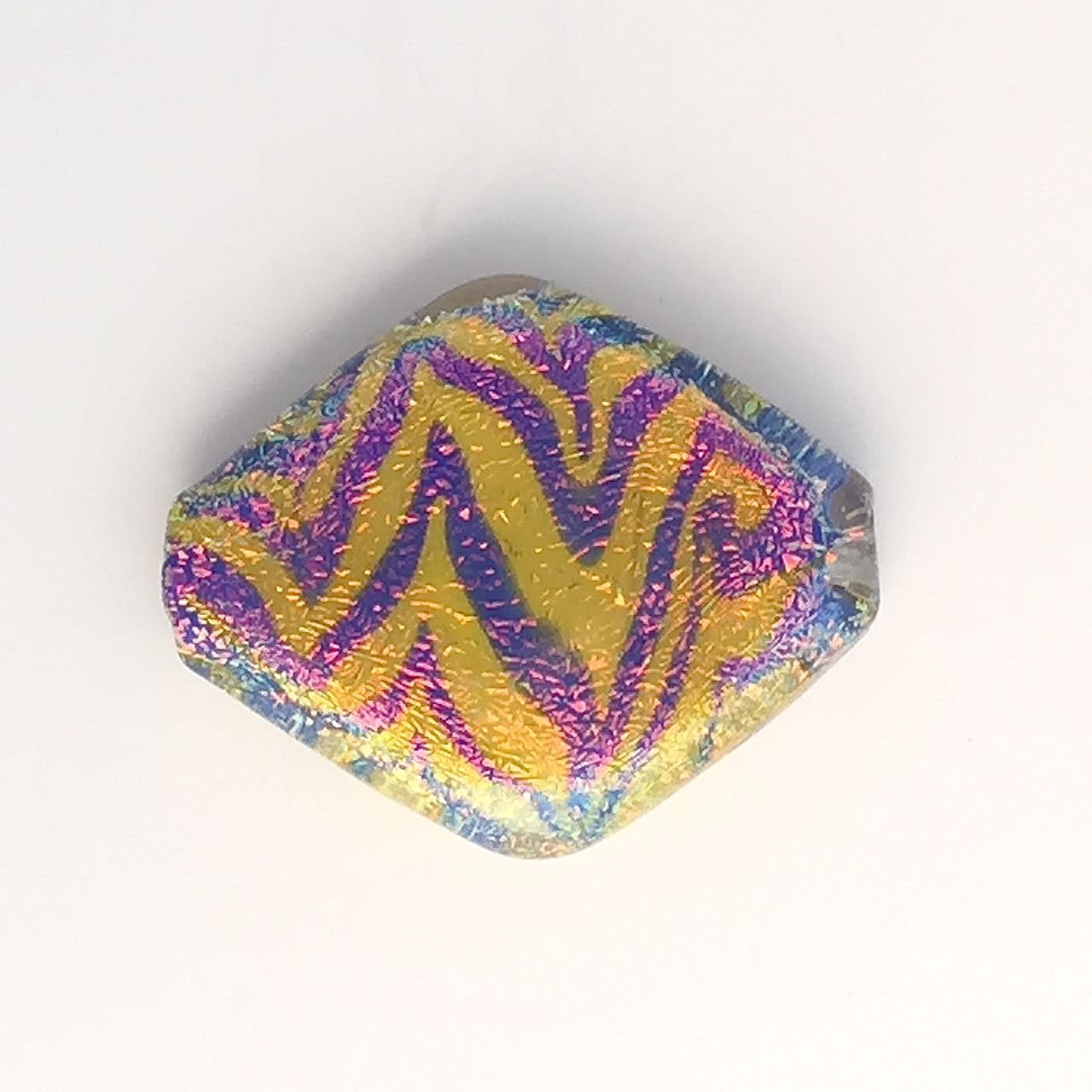 Dichroic Glass Bead Artist Original | Supplies