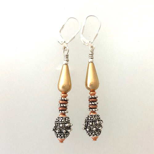 Earrings Bisbee Collection