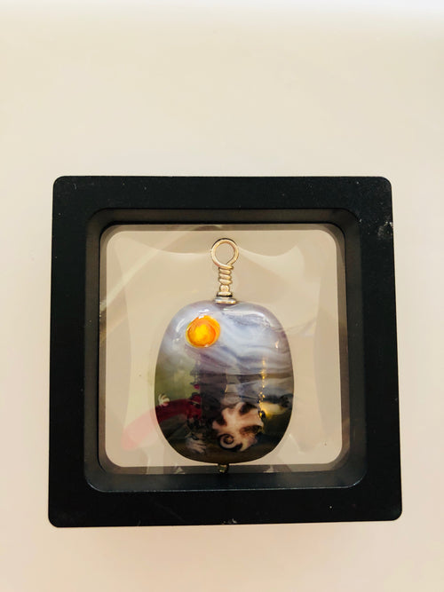 Bead Pendant Display