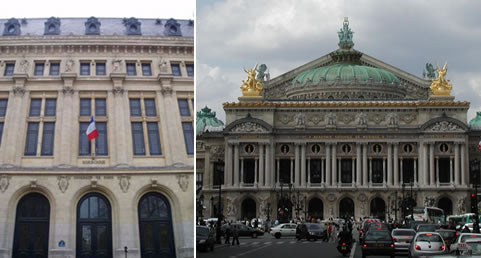 The Sorbonne and The Paris Opera have both utilised this system.