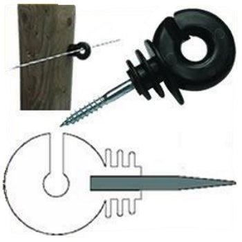 Cheap Electric Fencing Ring Insulators From Agrisellex The