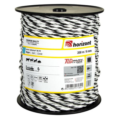 Turbomax Electric Fencing Ropes