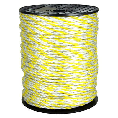 Ranger Electric fencing rope 400 meter reel.