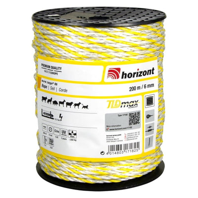 Ranger Electric Fence rope 6mm.