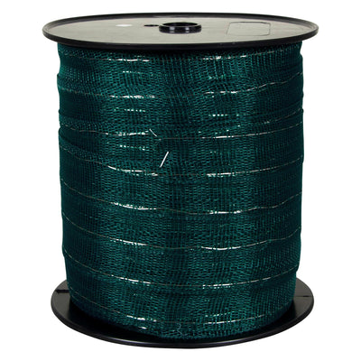 40 mm green electric fence tape