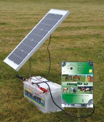 Solar Powered Electric Fencing