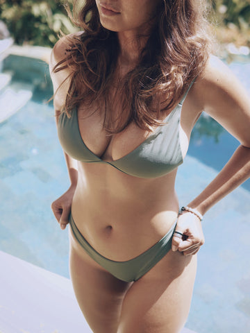 Lilian Set Green