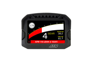 "AEM CD-5 5"" Carbon Digital Display"