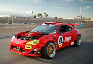 MoTeC M1 License - Toyota 86 - JRR F458 Swap