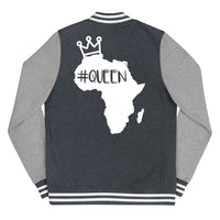 #Queen Letterman Jacket