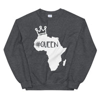 #Queen Sweatshirt