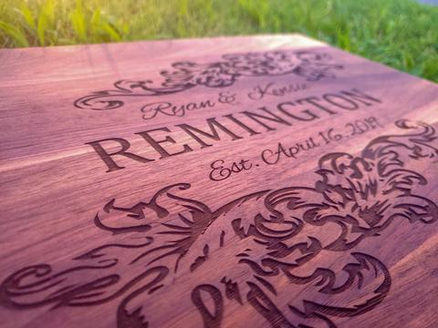 Wifes Husbands Gifts Personalized Cutting Board Home Decor Christmas Gifts Engagement Anniversary Gift Engraved Wedding Gift
