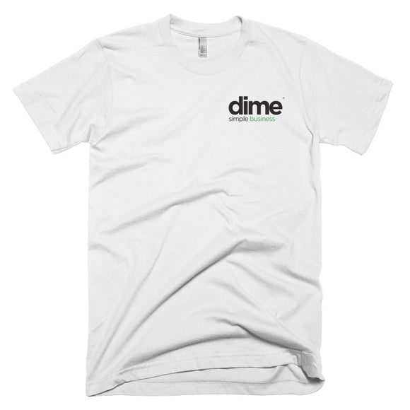 Short-Sleeve T-Shirt - Dime Business