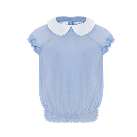 Poppy Top Azure