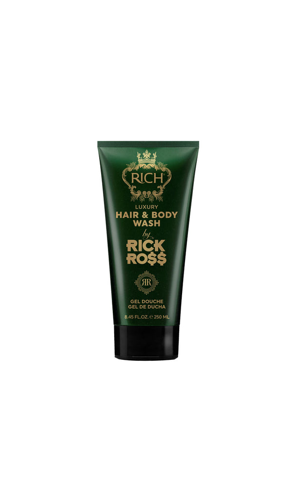 RICH by Rick Ross Luxury Hair and Body Wash