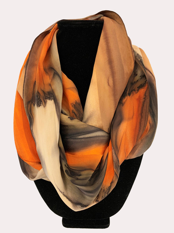 November is all about Pumpkin Spice (available in 4 different sizes) - Silk Sensations