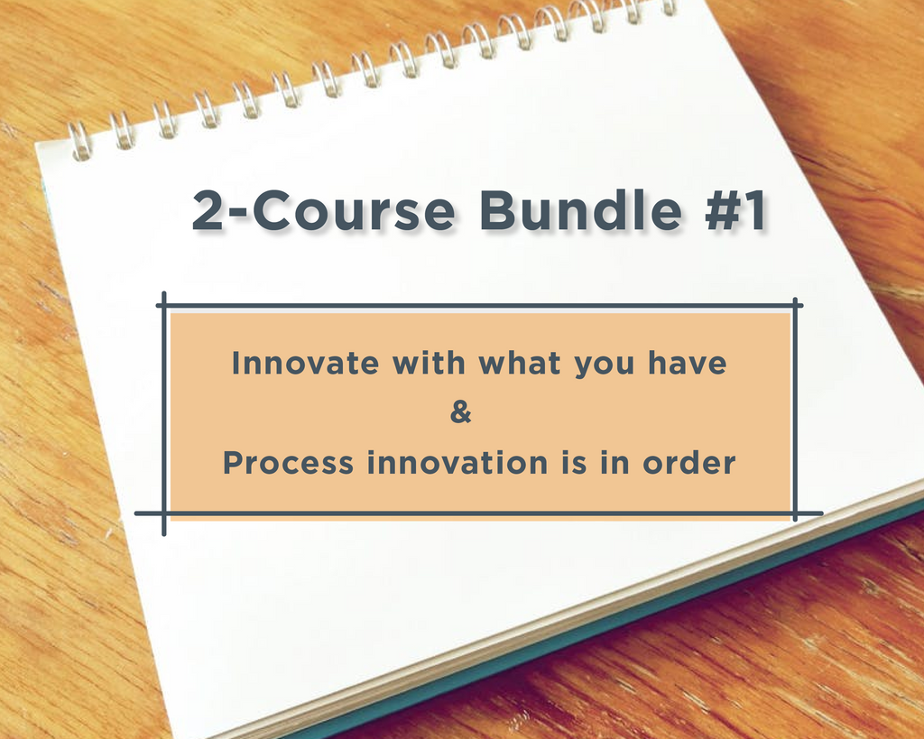 2-course bundle # 1