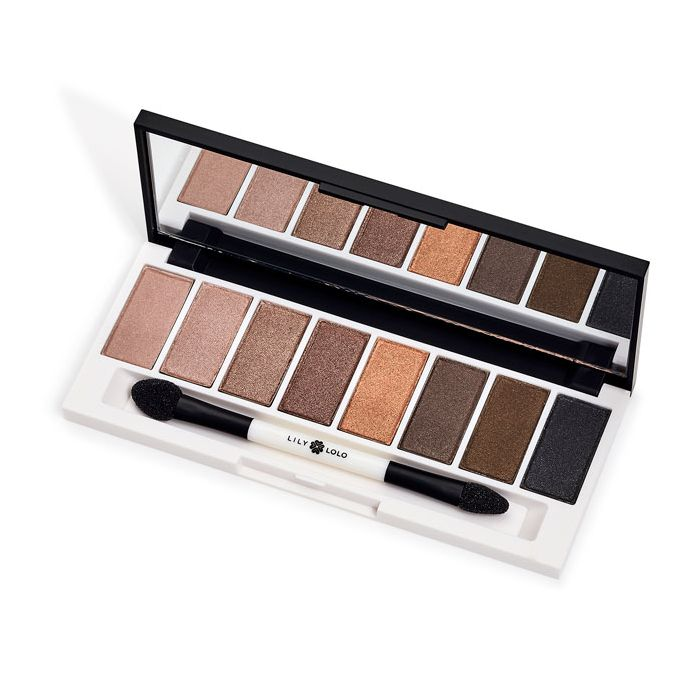 Laid Bare Eye Palette - Green Core Naturals