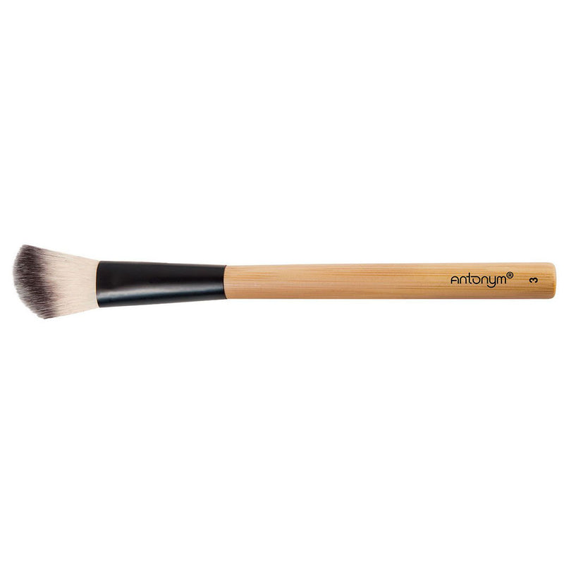 Contour Brush No. 3 - Green Core Naturals