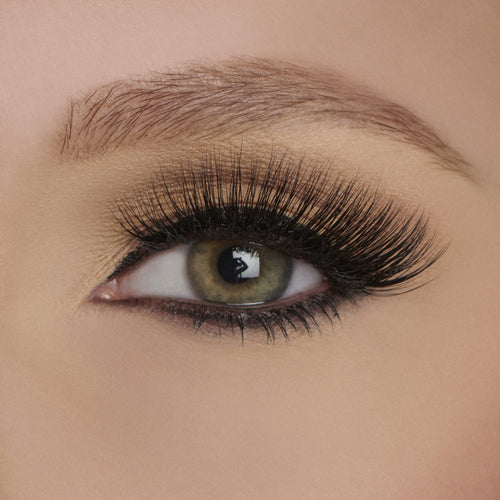 True Luxury Silk Lashes - Barbie Girl - Green Core Naturals