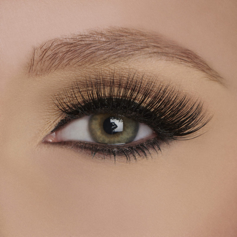 Luxury Silk Lashes - Barbie Girl - Green Core Naturals