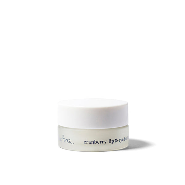 Cranberry Lip & Eye Butter - Green Core Naturals