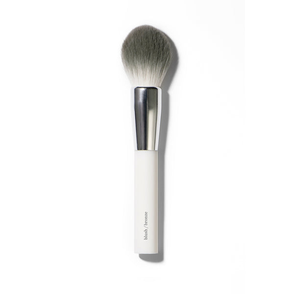 Eco Vegan Blush & Bronze Brush - Green Core Naturals