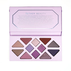 Amethyst Crystal Gemstone Eyeshadow Palette - Green Core Naturals