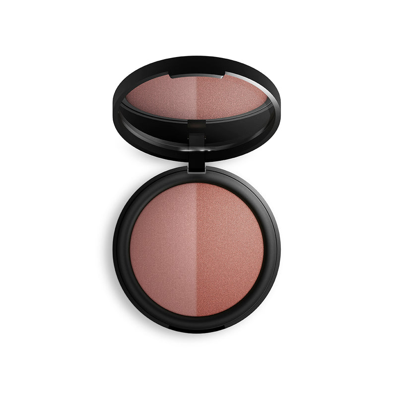 Baked Mineral Blush Duo - Green Core Naturals