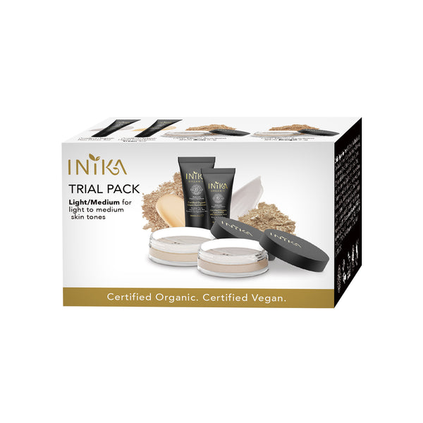 Trial Pack Light/Medium - Green Core Naturals